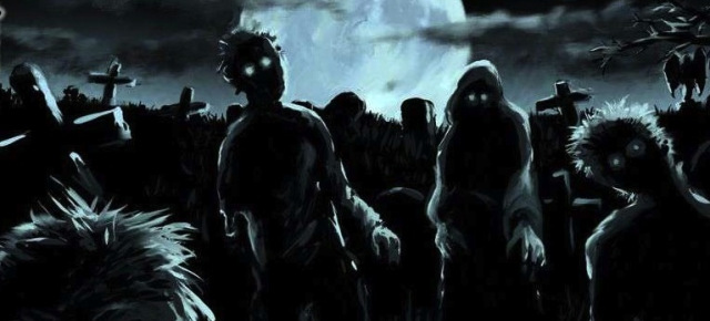 What do Zombies and Your Insurance Policy Have in Common?