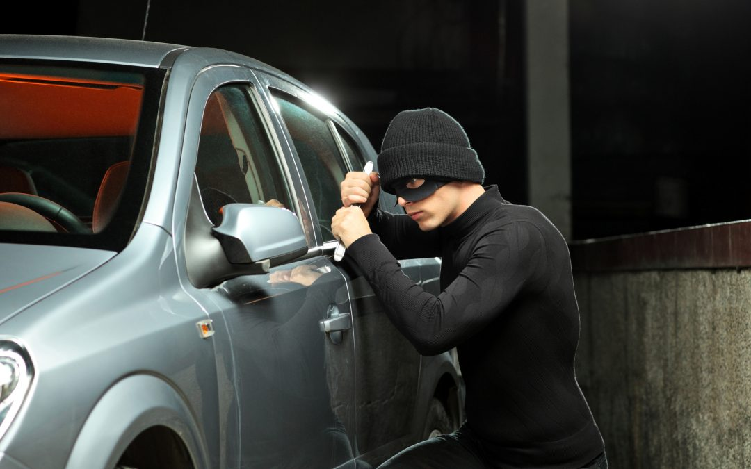 Your Car was Stolen, Now What?