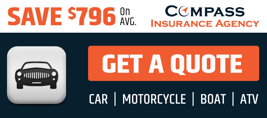 Get a Car Quote from Compass Insurance Agency and Save $796