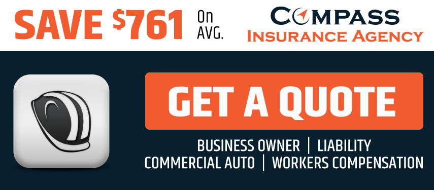 get a quote on Michigan business insurance and save $761