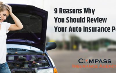 9 Reasons Why You Should Review Your Auto Insurance Policy